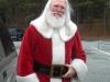 Costumed Santa Atlanta
