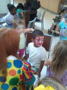Face Painting in Atlanta, GA