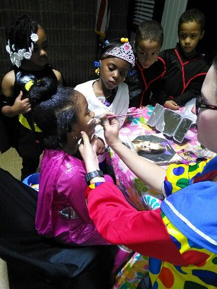 Face Painting Atlanta