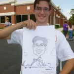 Atlanta Caricature Artist for Event