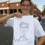 Atlanta Caricature Artist for Event