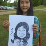 Caricature Art for Event