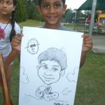 Caricature Artist for Event