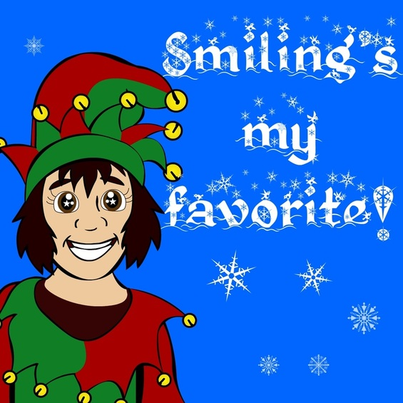 smilings-my-favorite
